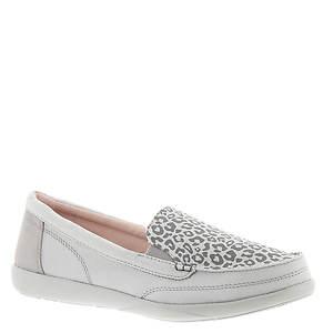 Crocs™ Walu II Leopard Print Loafer (Women's)