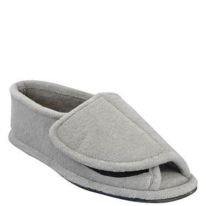 MUK LUKS Adjustable Open Toe Full Foot Slipper (Men's)