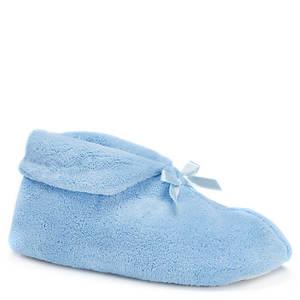 MUK LUKS Micro Chenille Slipper Bootie (Women's)