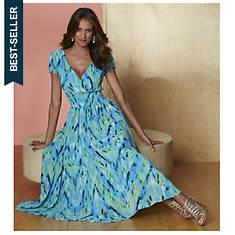 Mystique Smocked Dress