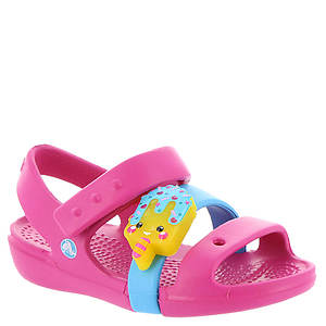 Crocs™ Keeley Sweets LED Sandal (Girls' Infant-Toddler)