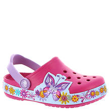 Crocs™ Crocband Butterfly (Girls' Toddler-Youth)
