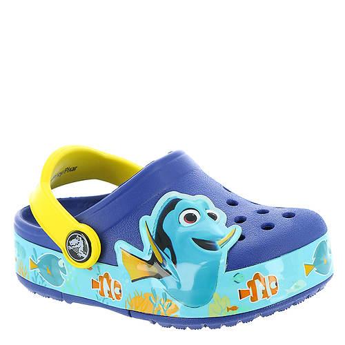 Crocs™ CrocsLights Finding Dory Clog (Girls' Toddler-Youth)