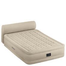 Intex Queen Headboard Air Bed