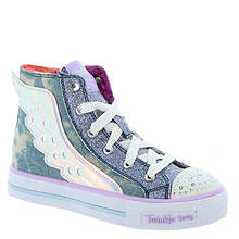 Skechers Twinkle Toes Shuffles Flutter Up (Girls' Toddler-Youth)