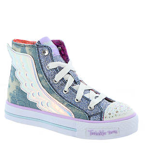 Skechers Twinkle Toes: Shuffles - Flutter Up (Girls' Toddler-Youth)