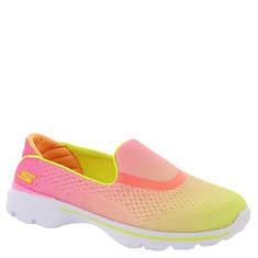 Skechers Go Walk 3 (Girls' Toddler-Youth)