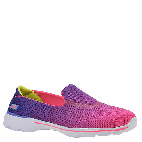 Skechers Go Walk 3 Girls Toddler Youth Color Out Of