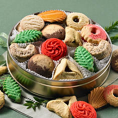 Sugar Free Festive Cookies