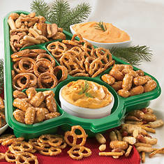 Chee-Z Dippin' Delight & Christmas Crunch
