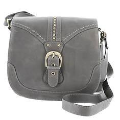 Born Canolo Flap Crossbody Bag