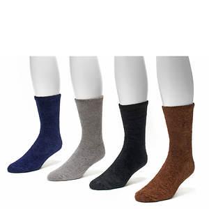 Muk Luks Men's 4-Pack Aloe Socks