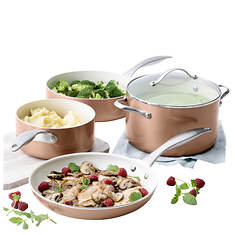 Tricia Yearwood 10-Piece Cookware Set