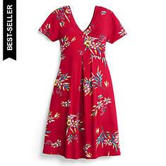db466e958fa621 Pleated Dress