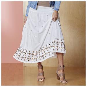 Moroccan Embellished Skirt