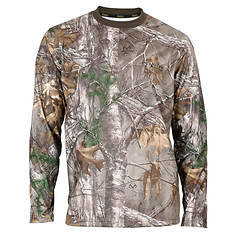 Rocky Men's SilentHunter Long Sleeve Mock