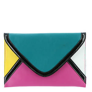 Beacon Colorblock Clutch
