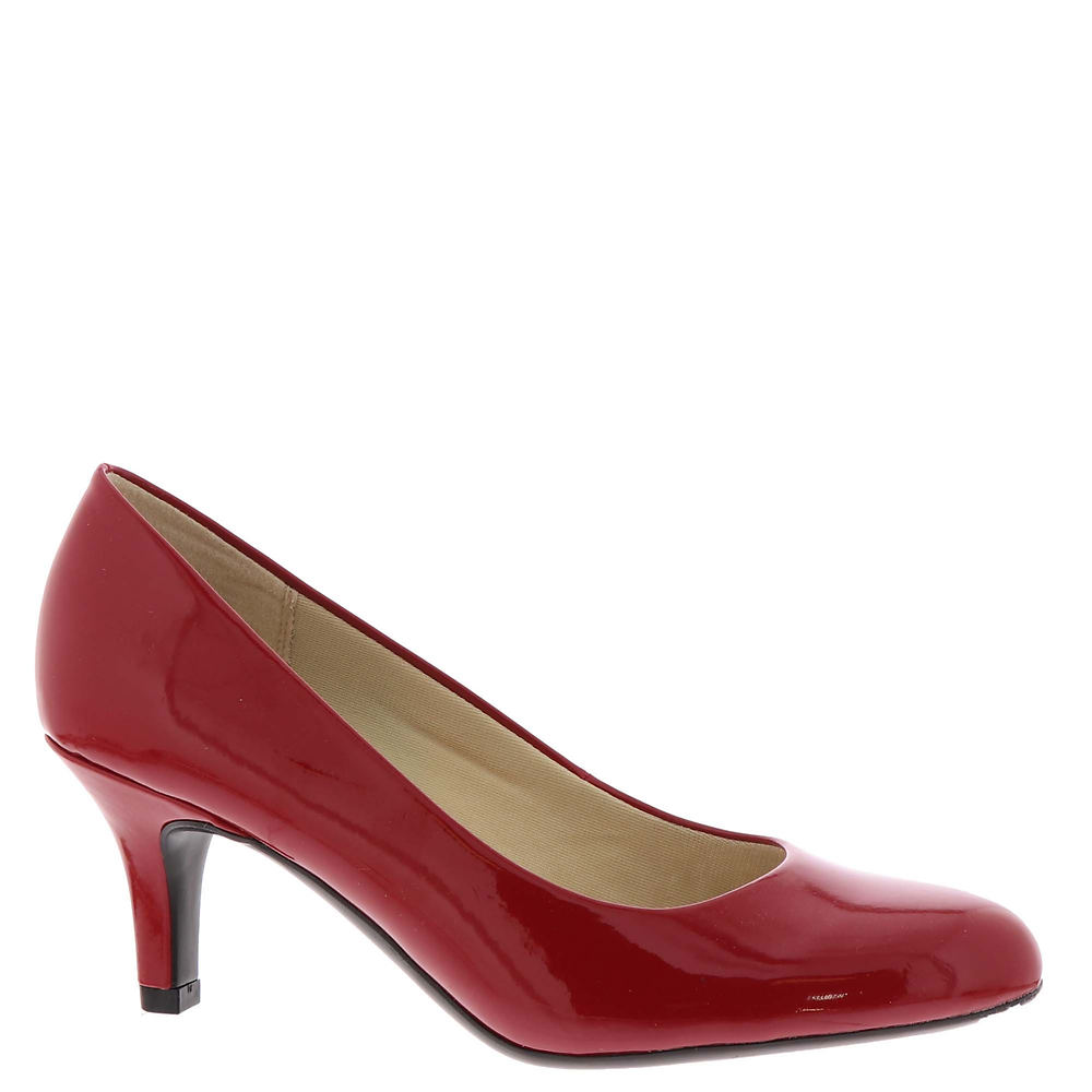 Vintage Heels, Retro Heels, Pumps, Shoes Life Stride Parigi 1 Womens Red Pump 8.5 M $59.95 AT vintagedancer.com