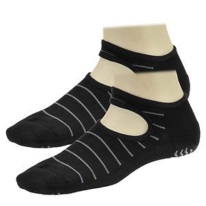 adidas Studio 2-pack PED Socks (Women's)