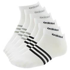 adidas Superlite 6-Pack Low Cut Socks (Women's)