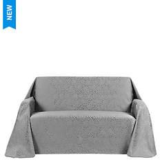 Rosanna Furniture Throw Slipcover - Extra-Long Sofa - Opened Item