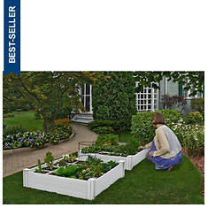 4'x4' Raised Garden Bed