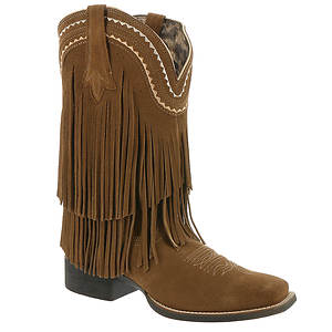 Ariat Fringe Wide Square Toe (Women's)