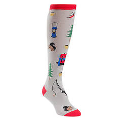 Sock It To Me Happy Camper Knee High Socks