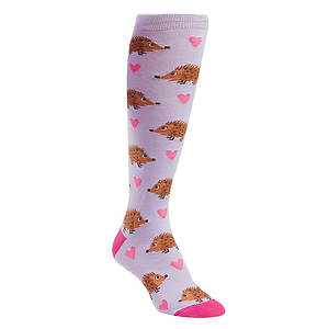 Sock It To Me Hedgehog Heaven Knee High Socks