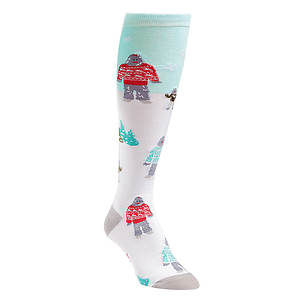 Sock It To Me The Yeti Family Knee High Socks