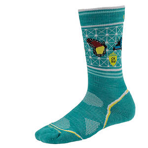 Smartwool PHD Outdoor Light Crew Charley Harper Butterfly Socks (Women's)