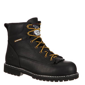 Georgia Boot Lace to Toe 6