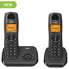 RCA Cordless Answering System & 1 Handset