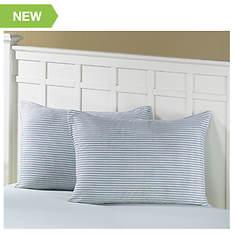 Snuggle® Home™ Granny Stripe Pillow 2-Pack