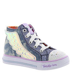 Skechers Twinkle Toes Shuffles Flutter Up (Girls' Infant-Toddler)