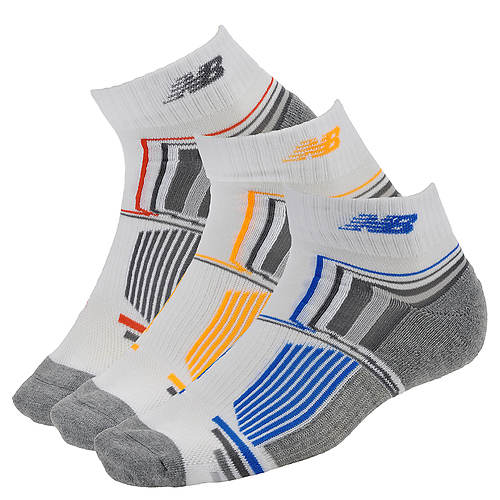 New Balance N674 3-Pack Ankle Socks (Men's)