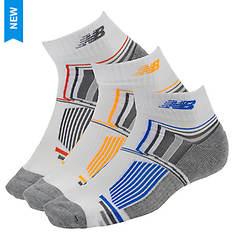 New Balance N674 3-Pack Ankle Socks (Men's)