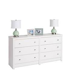 Calla 6-Drawer Dresser
