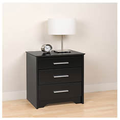 Coal Harbor 3-Drawer Tall Nightstand