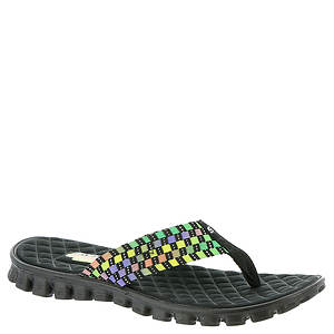 Skechers Sport EZ Flex Cool-Beach Weave (Women's)