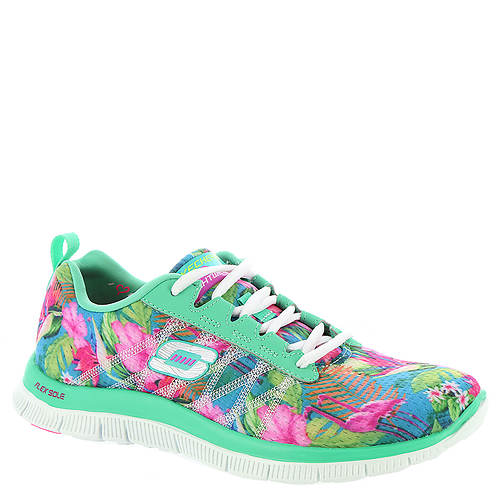 Skechers Sport Flex Appeal-Floral Bloom (Women's)