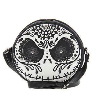 Loungefly Nightmare Before Christmas Die Cut Jack Crossbody Bag