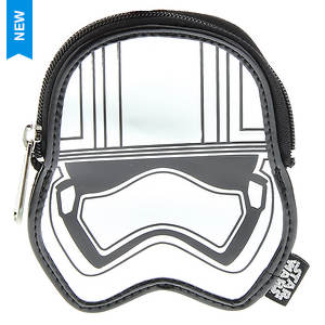 Loungefly Star Wars The Force Awakens Captain Phasma Coin Bag (Girls')