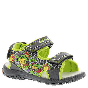 Nickelodeon TMNT Sporty Sandal (Boys' Toddler)