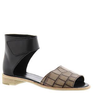 ALL BLACK OT Croc Wrap Sandal (Women's)