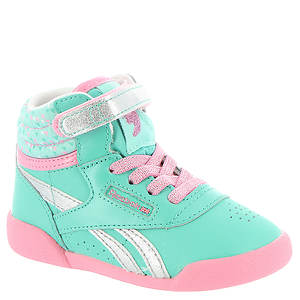 Reebok Frozen Freestyle Hi Toddler (Girls' Infant-Toddler)