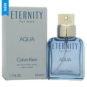 Eternity Aqua by Calvin Klein (Men's)