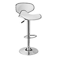 Adjustable Height 360° Swivel Barstool