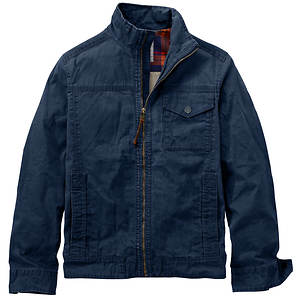 Timberland Men's Mt. Davis Timeless Waxed Canvas Jacket