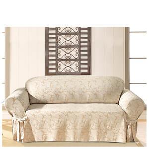 Surefit Scroll Sofa Slipcover